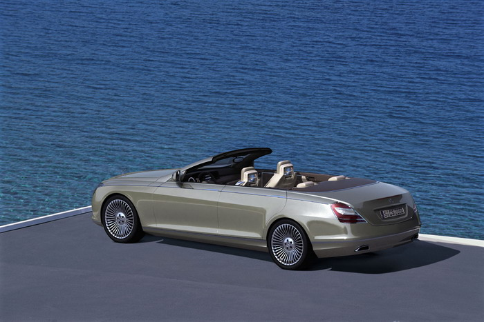 2014 s class mercedes is to drop its top for Drop top mercedes benz