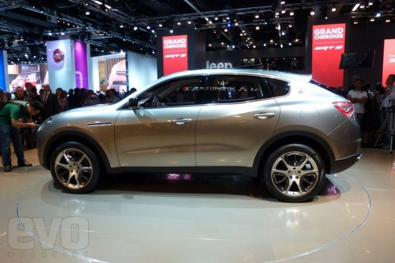 maserati kubang suv concept busted speed. Black Bedroom Furniture Sets. Home Design Ideas