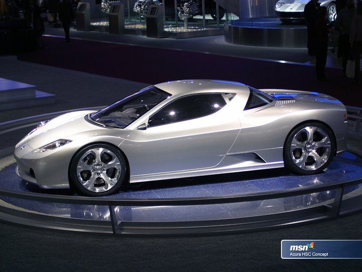 2014 Honda NSX « Busted Speed