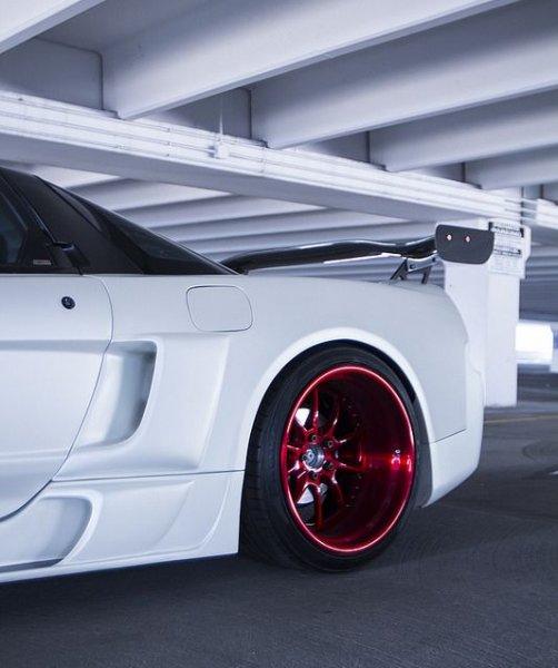 Perfect 1992 Honda NSX