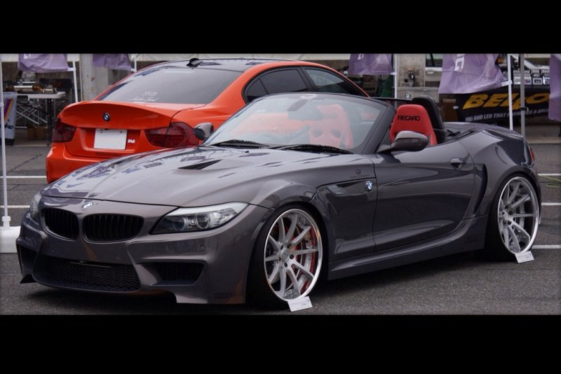 Bmw Z4 E89 Wide Body Busted Speed