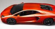 // Making its debut at the Geneva Motor Show, Lamborghini...