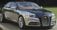 // Recent developments of the Bugatti Galibier have been promising....