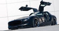 // Kicherer, the German tuner, has unveiled the Kicherer SLS...