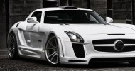 Mercedes SLS Gullstream by FAB Design