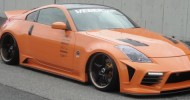 //Weber Sports debuted their aero kit for Nissan 350Z at...