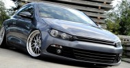 // Here's air-rided Scirocco from Belgium and it belongs to...