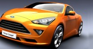 // While the official 3-door Ford Focus is on its...