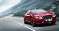 Bentley are to unveil their new Continental GT V8 and GTC at Detroin in January. The latest model is powered...