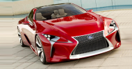 Lexus unveiled their stunning new 2+2 concept recently – the supercar that ponts the future design trend for new Lexus...