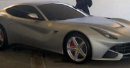 Here's the firs photo of the Ferrari F620 GT – the V12 supercar which will  replace present 599 GTB Fiorano....