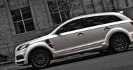 The already good looking Audi Q7 got A. Kahn Design's...