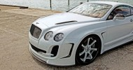 Custom Bentley Continental Supersports