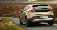 // Volvo is to unveil their new V40 SUV version...