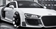 The standard R8 is already awesome super car, but germans...