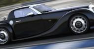 Retro Modern Mercedes 300SL Concept