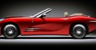 Lyonheart K – modern interpretation of Jaguar E-Type