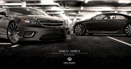 This is not official Saab 9-3 concept. That's thr concept done by Edward Grey and it is much better than...