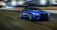 2013 Subaru WRX Concept revealed at the New York Auto Show