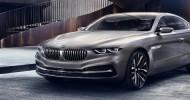 2013 BMW Pininfarina Gran Lusso V12 Coupe