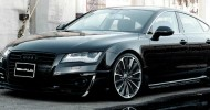 Devil wears Prada and drives this Audi A7 customized by...