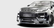 Range Rover Evoque and Mystere by Hamann