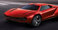 Lamborghini powered Parcour Concept by Italdesign