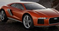 Puff! Audi unveiled twin-turbo V-10 TDI 2-seater SUV concept. It's...