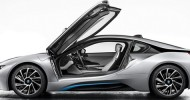 BMW leaked their production i8 photos. Just a few days...