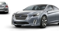 // Subaru celebrates 25th Anniversary and delivers 2015 Subaru Legacy...