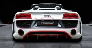 Audi R8 Spyder bodykit by Regula Tuning