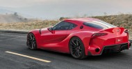 This maybe IT. Meaning the Supra. Officialy this is FT-1...