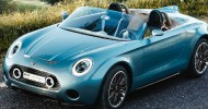 // BMW/Mini teamed up with Italian coachbuilder Touring Superleggera to...