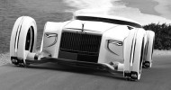 // The Rolls-Royce Eidolon Concept by designer Ying Hern Pow...