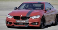 Rieger Tuning offers its kit for the BMW 4-Series Coupe