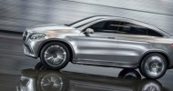 // Mercedes unveiled their response to BMW X6 series –...