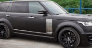 Lumma Design's Long-Wheelbase Range Rover bodykit
