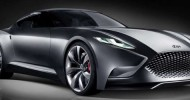 Meet the next-gen Hyundai Genesis coupe – the HND-9 Concept....
