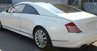 "// Austrian Coachbuilder ""DC Dream Cars"" brought back Maybach's glory..."