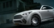 // There's not much to say, but this custom Infiniti...